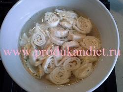 omlet recept s foto