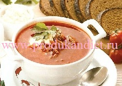 fasol v tomatnom souse v sup