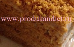 medovyj tort domashnij
