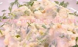 fotot salat jaichnyj vkusnyj nedorogoj salat recept